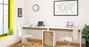 Double Desk: Amazon.com
