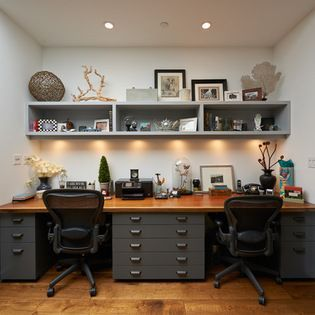 30 Shared Home Office Ideas That Are Functional And Beautiful | home