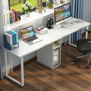 Home Office Double Desks | Wayfair