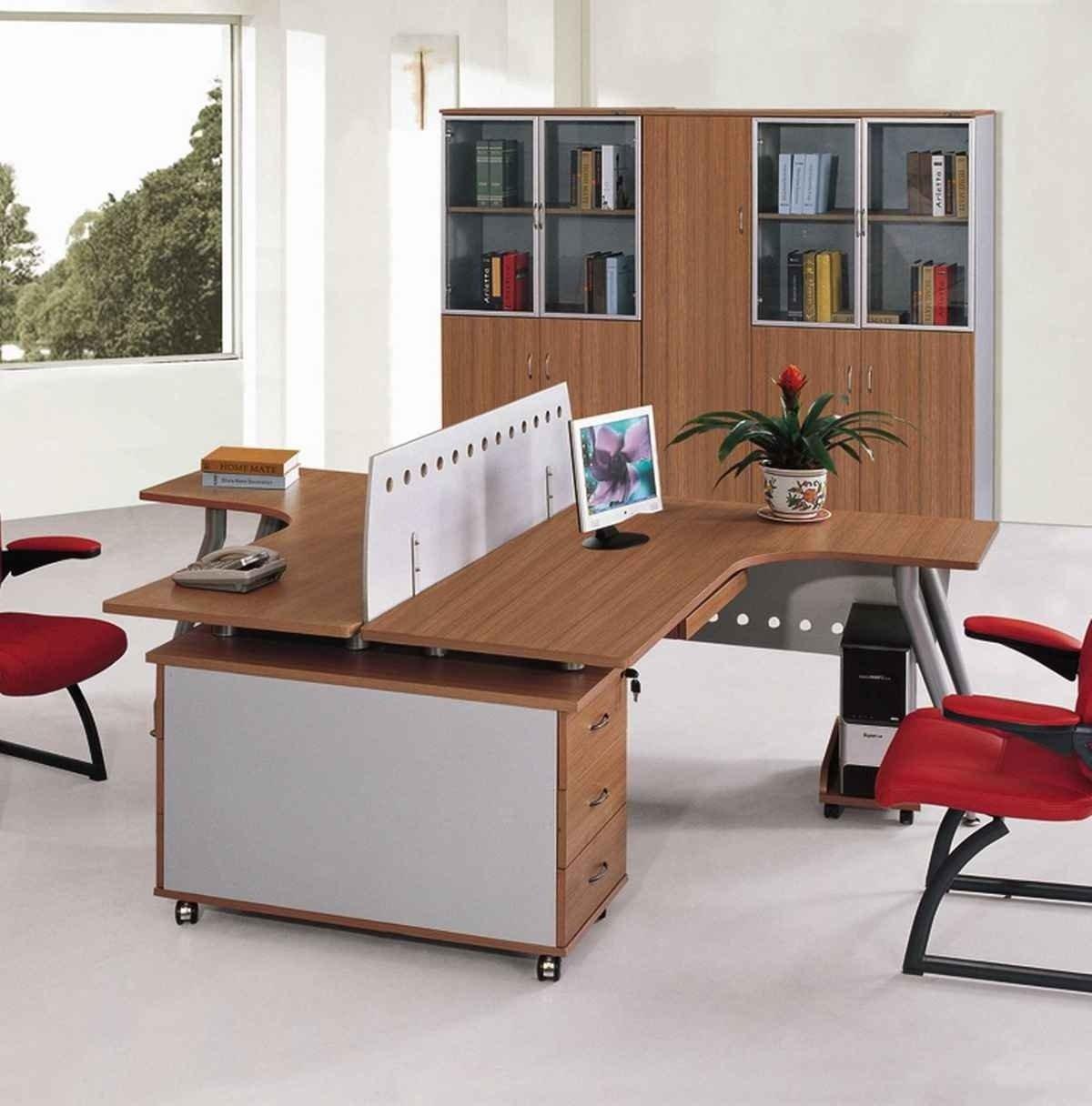 2 Person Desk - Visual Hunt