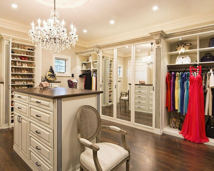 Johnnya's Dream Closet | Closet Factory