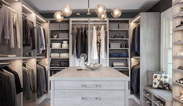 How to Create Your Dream Closet | EiEiHome
