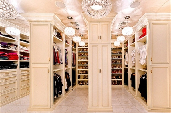 Celebrity Closets | Dream Closets | Rachel Zoe Closet