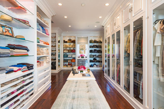 Dream Closet Set Up and Organization