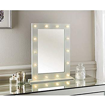 Dressing Table Mirror.: Amazon.co.uk: Kitchen & Home