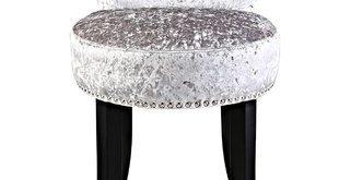 Low Back Dressing Table Stool | Wayfair.co.uk