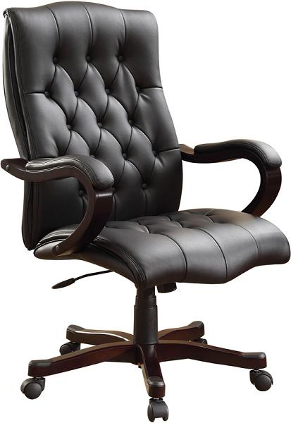 Leather Executive Chairs | Executive Office Furniture | High Back
