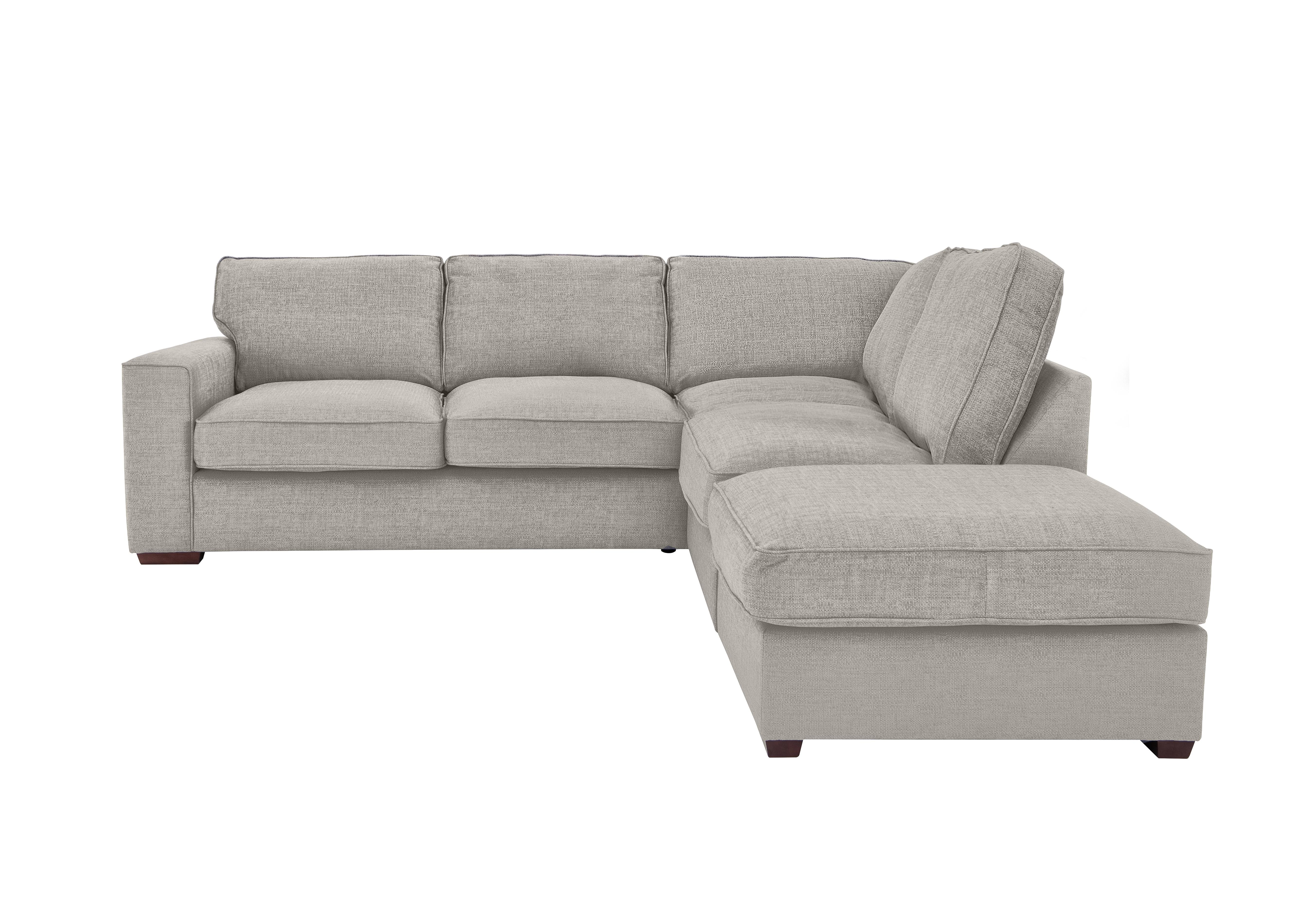 Seasons Classic Back Fabric Corner Sofa - Furniture Village