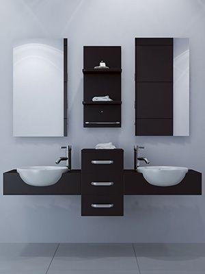 Why Modern Homes Need a Floating Bathroom   Vanity