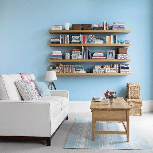 How to Install Floating Shelves - Bob Vila