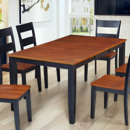 Alcott Hill Haris Foldable Dining Table - Walmart.com