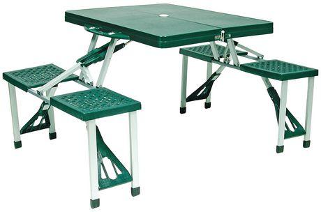 World Famous Folding Picnic Table Set | Walmart Canada