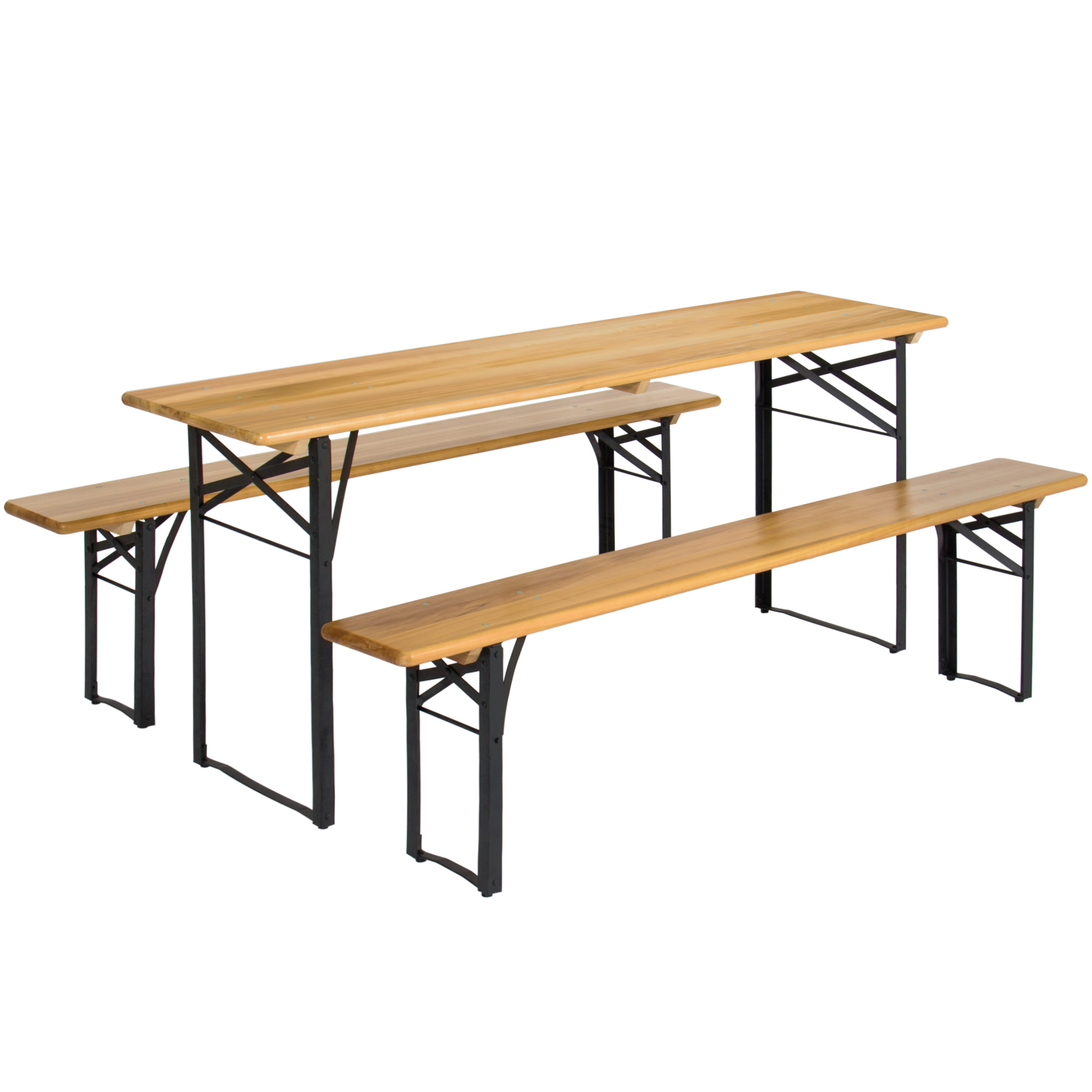Folding Picnic Table for Safer Outdoor   eating