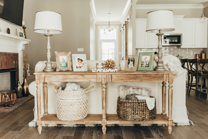 The Perfect Foyer Table · Haute Off The Rack
