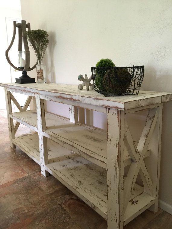 Foyer Table for Modern Hall Decor