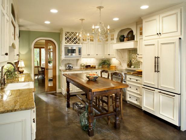 French Country Kitchen Makeover | Bonnie Pressley | HGTV