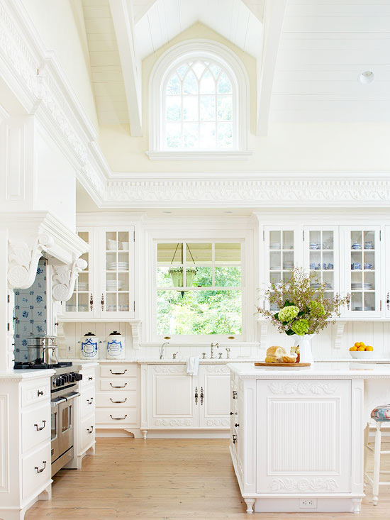 Country French Kitchen Ideas