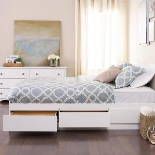 Buy Full-Double, White Beds Online at Overstock | Our Best Bedroom
