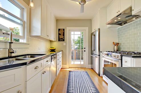 Galley Kitchens - Bob Vila's Blogs