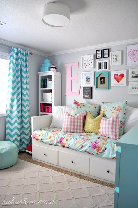 20+ More Girls Bedroom Decor Ideas | Babies & Kids | Pinterest