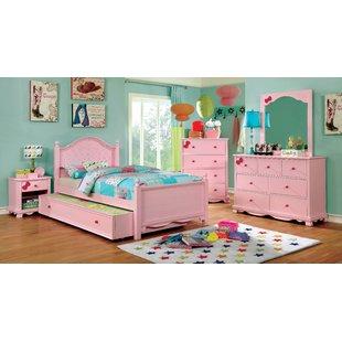 Girls Kids Bedroom Sets You'll Love | Wayfair