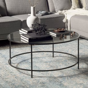 Glass Coffee Tables You'll Love | Wayfair