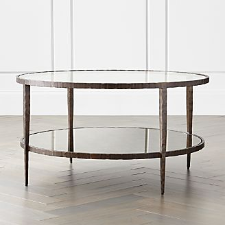 Coffee Tables: Modern, Traditional, Rustic and More | Crate and Barrel
