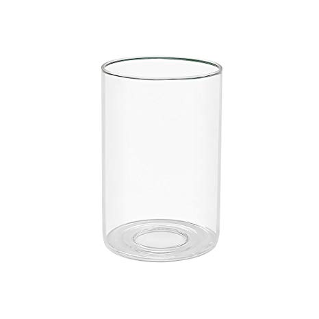 Clear Glass Shade Cylinder Glass Lamp Shade Replacement Glass Shade