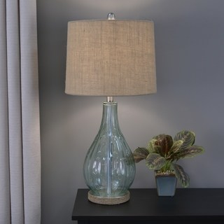Buy Glass Table Lamps Online at Overstock | Our Best Lighting Deals