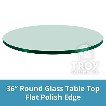 Amazon.com: TroySys Glass Table Top: 36