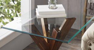 Symple Stuff Square Glass Table Top & Reviews | Wayfair