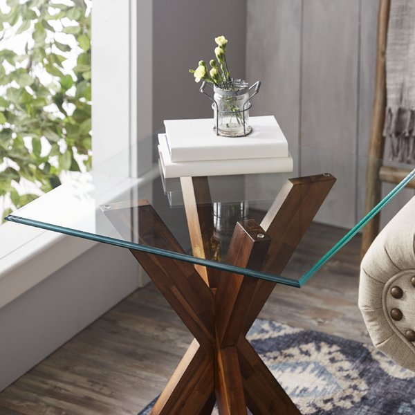 Glass Table Top for Class and Elegance in   the Living Room