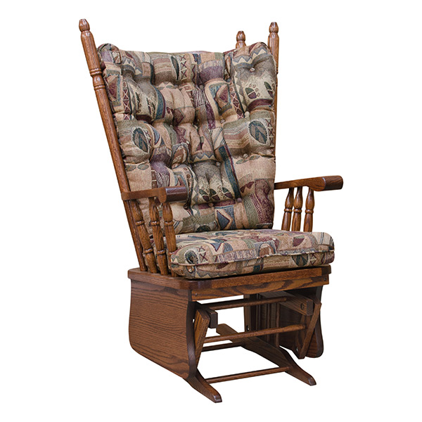 Traditional Glider Rocker | Rocking Chairs | Barn Furniture