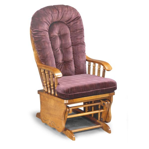 Sunday Glide Glider Rocker - Grandpa's Furniture, LLC