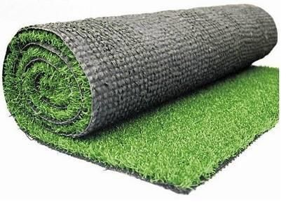 Green Artificial Grass Carpet For Home Decoration Ten Square Meter
