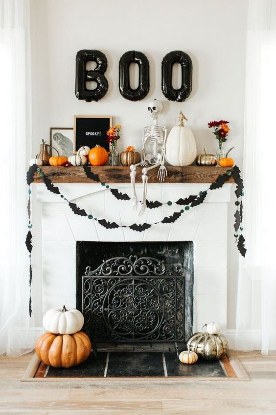 37 Perfect Halloween Home Decoration Ideas 2018 | Halloween