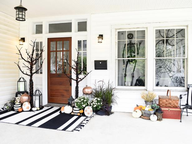 Halloween Home Decor – Spooky Ideas