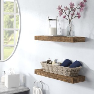Floating Shelves & Hanging Shelves You'll Love | Wayfair