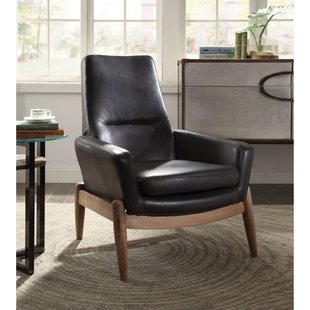 High Back Armchairs | Wayfair