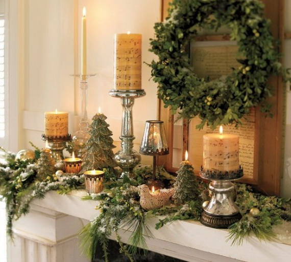 Holiday Decorating Ideas for Small Spaces Interior - family holiday