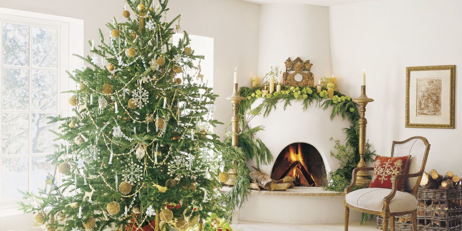 25 Christmas Decoration Ideas - Christmas Decorating Through Three