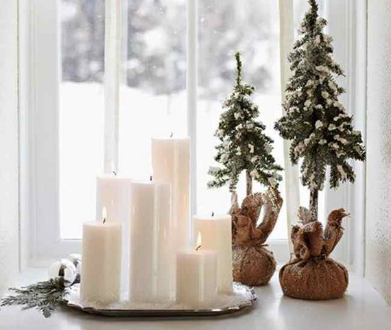70 Creative Christmas Holiday Décor Ideas For Small Spaces - family