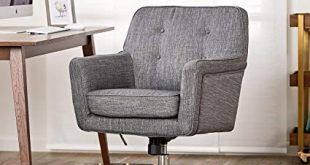 Amazon.com: Serta Style Ashland Home Office Chair, Twill Fabric