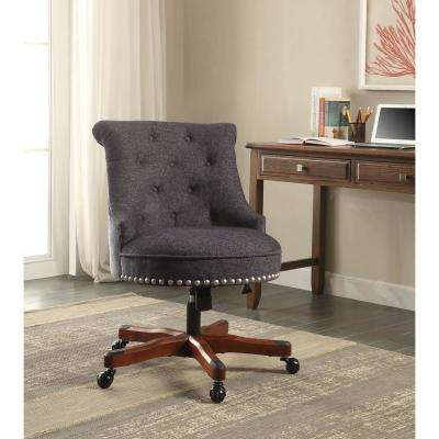 Blue - Office Chairs - Home Office Furniture - The Home Depot