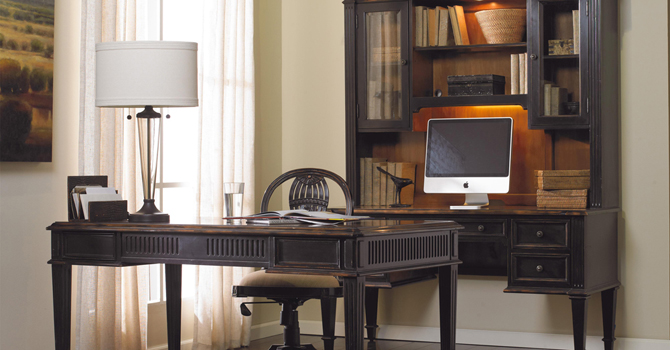 Home Office Furniture - Design Interiors - Tampa, St. Petersburg