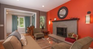Decorating Your Home's Interior with Bold Colors
