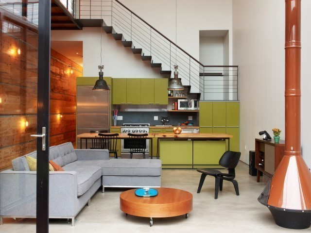 House Interior Design Ideas on Modern   Lines