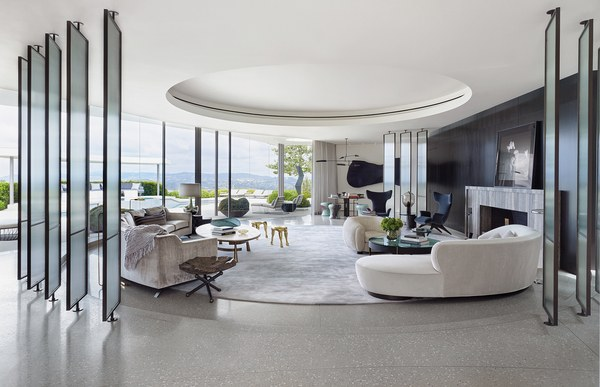 See 10 of Los Angeles's Most Groundbreaking Interior Designs Photos