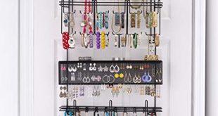 Amazon.com: Longstem Jewelry Organizer 6100 Over the Door or Hanging