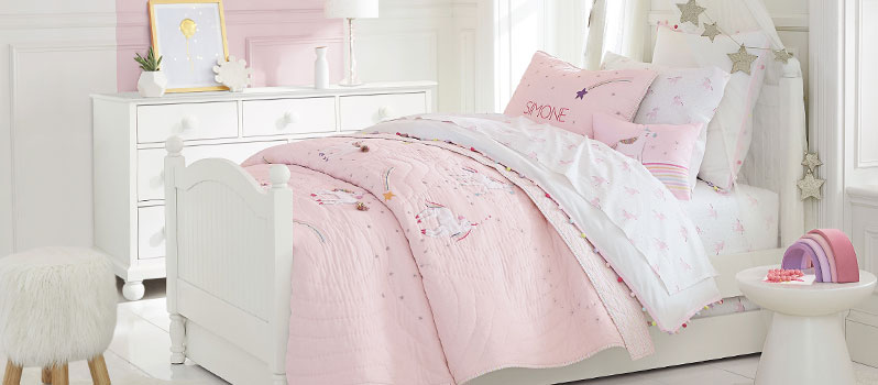 Girls and Boys Bedding, Kids Bedding Sets & Twin Bedding | Pottery